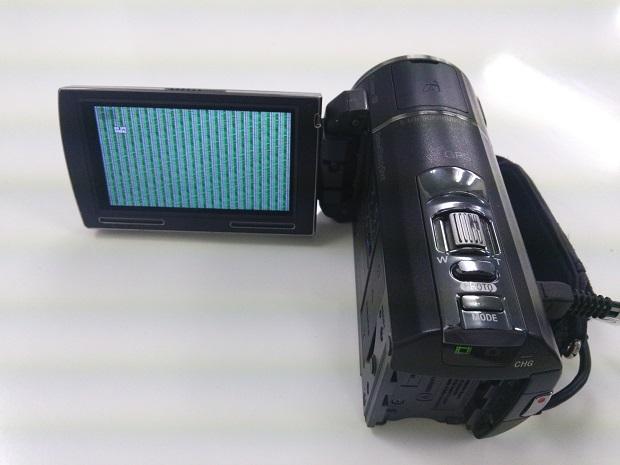 HDR-PJ590(砂嵐)