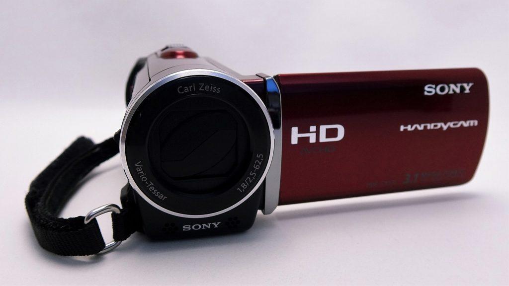HDR-CX170-Sony-handycam-管理ファイルが破損しデータ消失