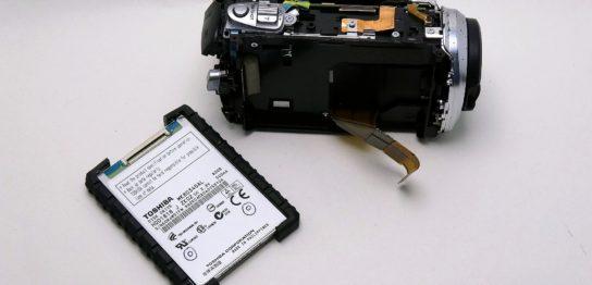 GZ-HD537-JVC-everio-HDDエラーからデータ復旧