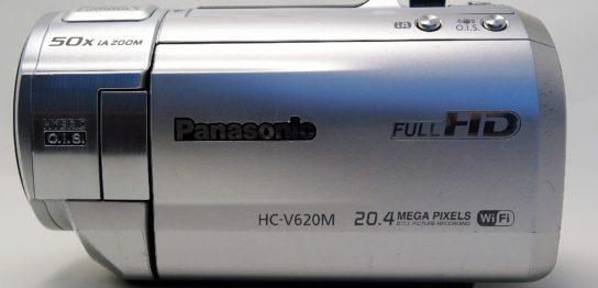 HC-V620M-Panasonic-フォーマットにより消えたデータを復元
