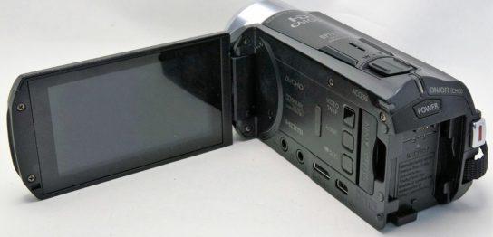 HF-R32-Canon-ivis-故障したビデオカメラからデータ取り出し