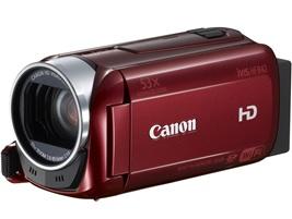 Canonビデオカメラ、故障・水没復旧実績