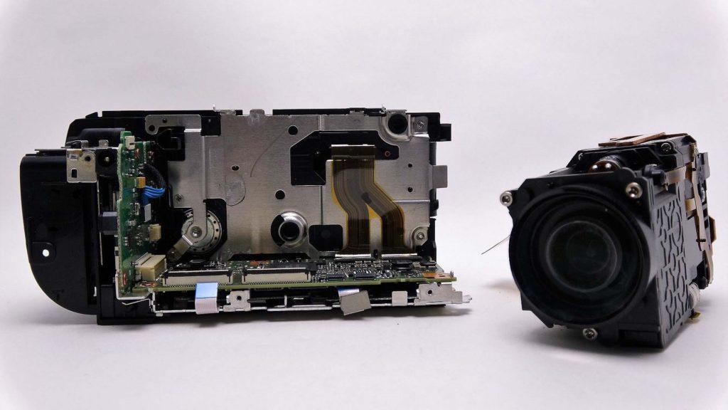 HC-W870M-Panasonic-落下後、電源が入らなくなった