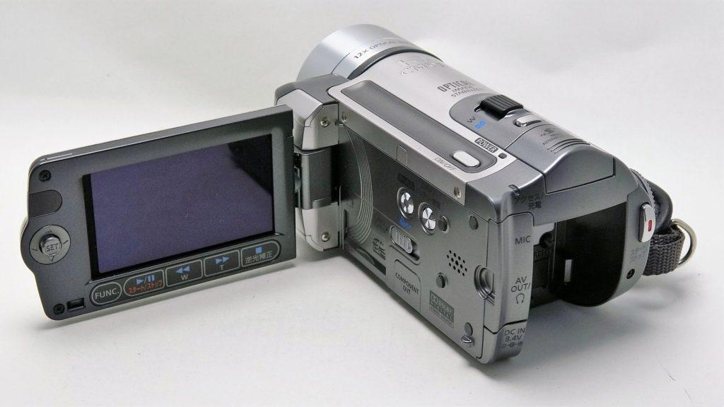 s-hf10-canon-電源が入らない
