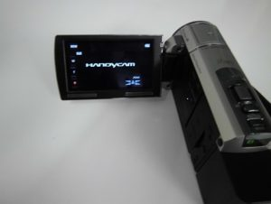 HDR-PJ40_フリーズ故障