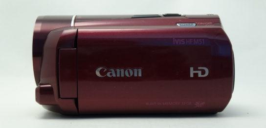 HF-M51-Canon 動画全削除から復元