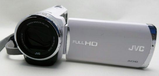 GZ-E265-JVC-everio 誤って内蔵メモリを初期化した、ビデオの復元
