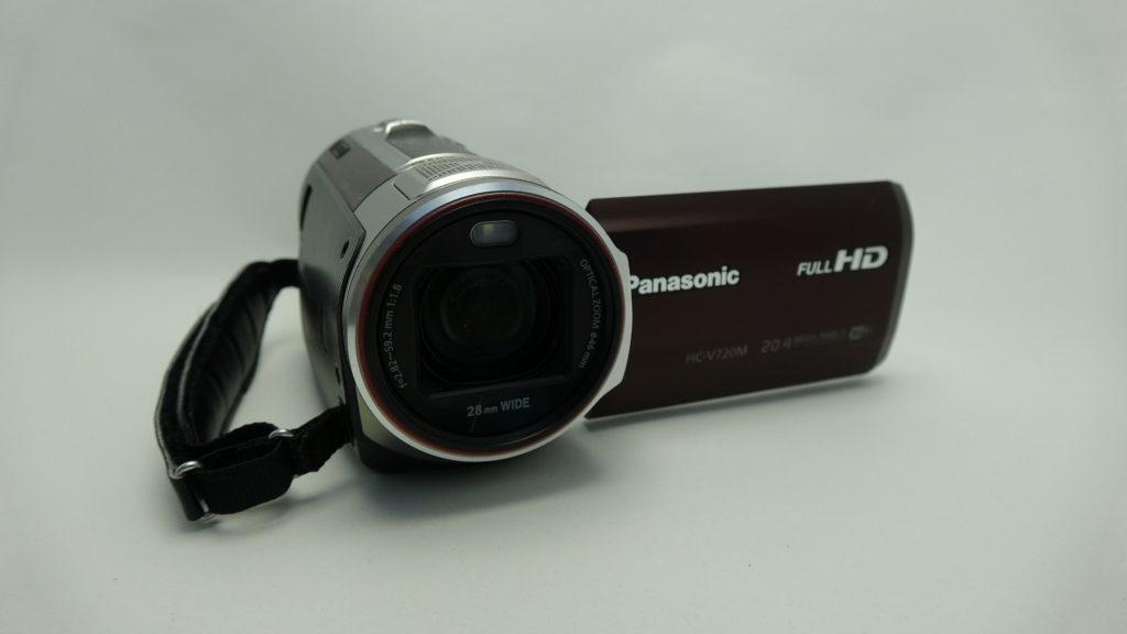 HC-V720M 初期化したビデオカメラから復元