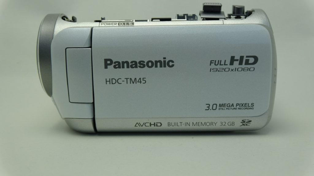 HDC-TM45 落下により故障