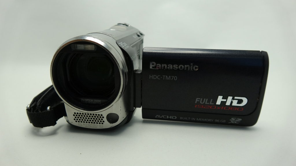 HDC-TM70_Panasonic 落下故障