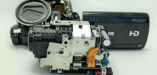 HF-M32-Canon-ivis-電源が入らない